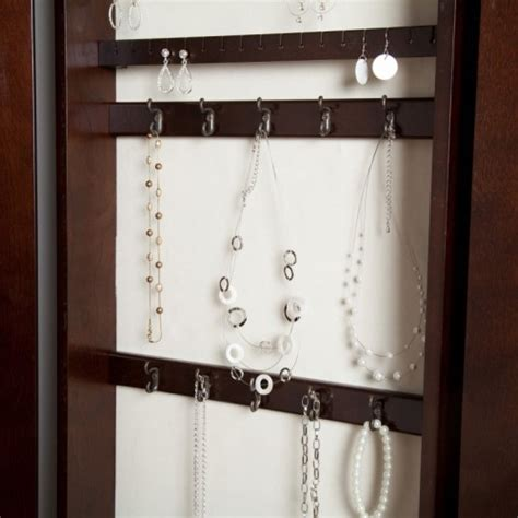 Jewelry Wall Armoire by Wall Mount Jewelry Armoire Shelterness