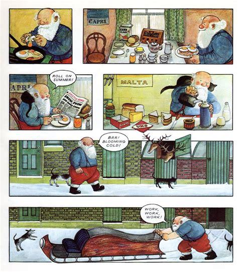 libro father christmas michael sporn animation splog 187 raymond briggs father christmas raymond briggs