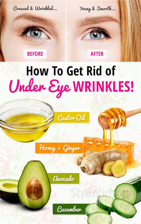 Get Rid Of That Icky Eyed Look by Eye Wrinkles Or Eye Creases Causes And Remedies