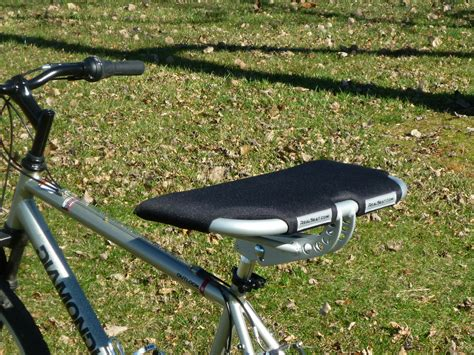 comfort bike seat realseat comfort bicycle seats