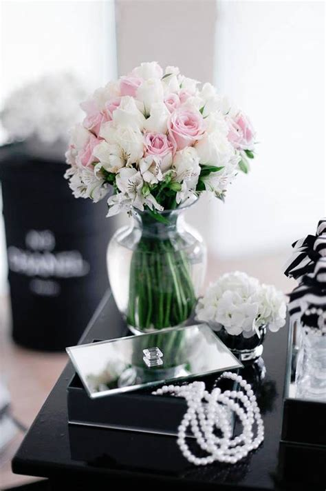 12 Floral Inspired Things To Own by Kara S Ideas Chanel Inspired 30th Birthday