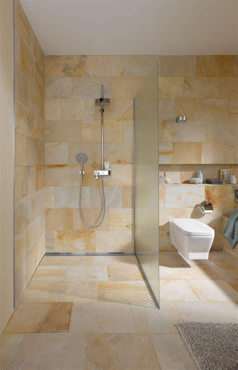 bäder aus naturstein bad aus solnhofener natursteinplatten mit bruchrauer