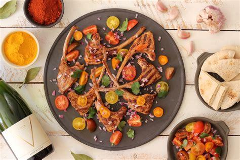 como cocinar chuletas de cordero chuletas de cordero tandoori masala the gourmet journal