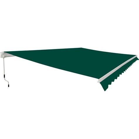 awning manual garden patio manual retractable awning canopy sun shade