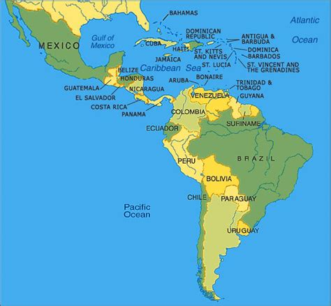 south america map cuba 36 best america images on america