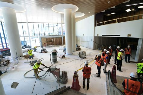 new views at center of target center s 140 million renovation