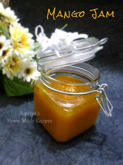 Jam Mango For mango jam recipe dishmaps