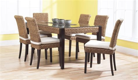 anzio 6 seater conservatory dining set delux deco