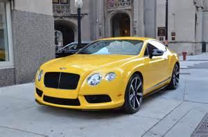 Bentley Bugatti 2014 Bentley Continental Gt V8 S Used Bentley Used