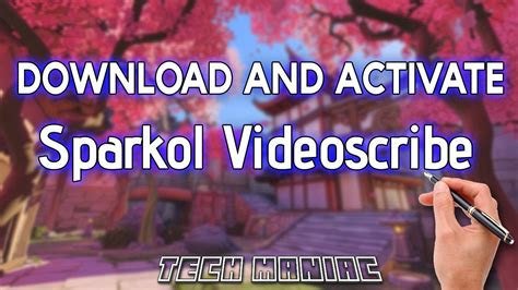 sparkol videoscribe tutorial 3 how to download and activate sparkol videoscribe