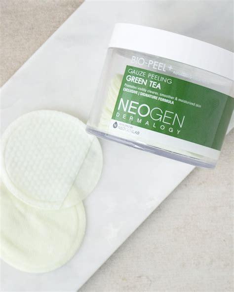 Neogen Bio Peel Green Tea 30 Pads by Bio Peel Gauze Peeling Green Tea By Neogen Soko Glam