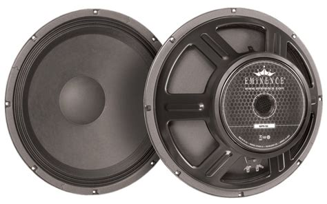 Speaker Kappa Pro 15a Original Made In Usa eminence speaker kappa 15a 15 mid bass woofer for pa applications compass