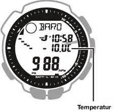 Casio Termometer termometer teknologi klokker produkter casio