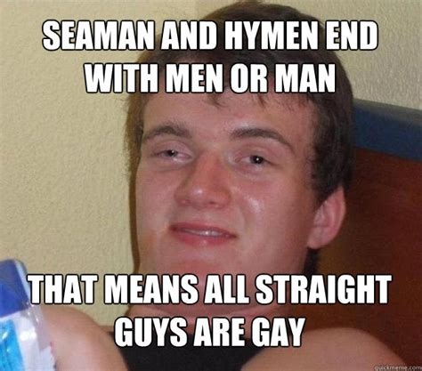 Gay Guy Memes - very high guy news memes quickmeme
