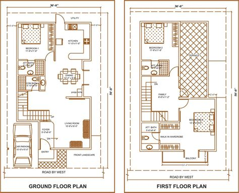Buy Floor Plan by Buy North Town Luxurious Villa Near Bangalore