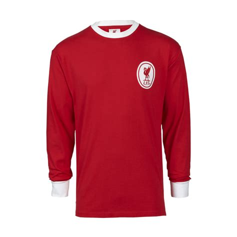 Hoodie Liverpool Retro liverpool 1964 sleeve retro shirt liverpool fc official store