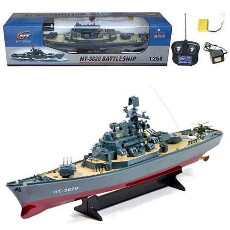 control remote boats toys rc boat destroyer radio remote control battle ship warship