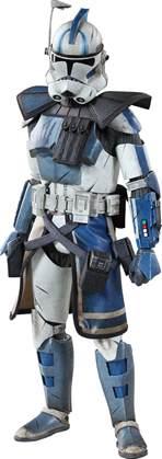 clone trooper wall display armor star wars arc clone trooper echo phase ii armor sixth