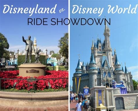 the better disney disney world vs disney land smackdown disney attraction prize fight disneyland vs walt disney