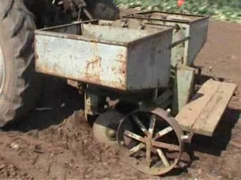 How To Make A Potato Planter by Potato Planter Wmv