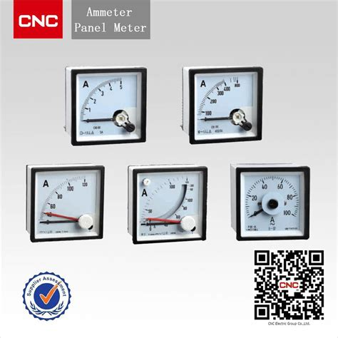 Gae Voltmeter Ac 96 500v 1 panel meter 96 type 3 phase current voltage frequency