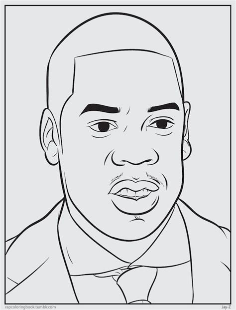 rapper coloring pages bun b s jumbo coloring and rap activity book mr