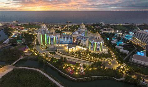 delphin hotel botanik exclusive resort lara turkey booking