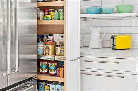 How To Build A Kitchen Pantry by How To Build A Pantry Shelf In Your Small Kitchen