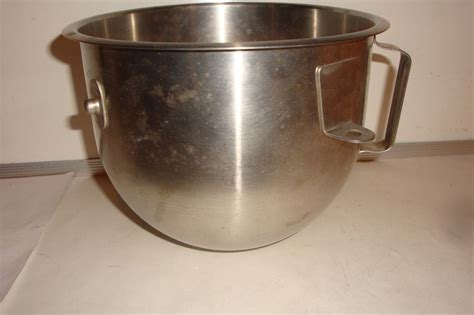 KitchenAid 5 Quart stainless mixing bowl   eBay