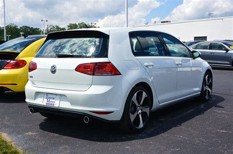 Golf Gti 2015 by 2015 Volkswagen Golf Gti Mk7 Now At Us Dealers Nordwulf