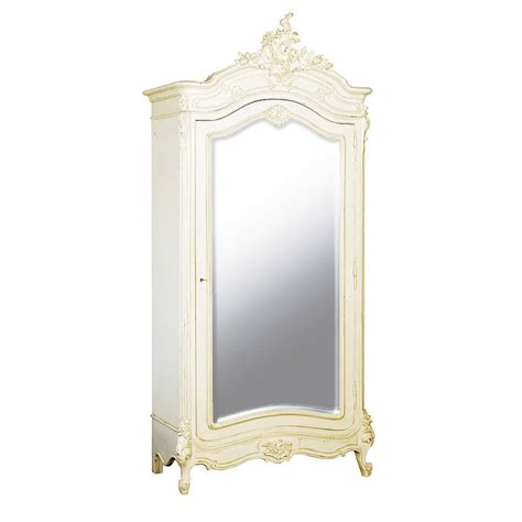 white french armoire white french armoire by out there interiors