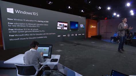 Microsoft Office Di Malaysia microsoft memperkenalkan windows 10 s memfokuskan kepada pengguna di sekolah amanz