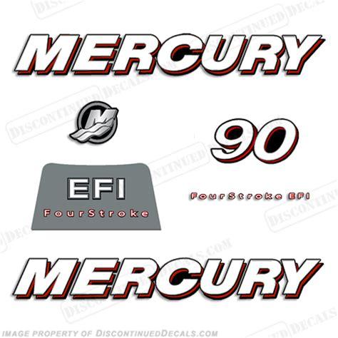 Mercury Stickers