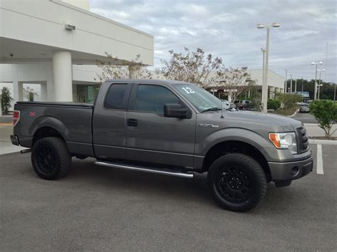 Pre owned Ford F 150 STX for sale in Tampa Bay Florida