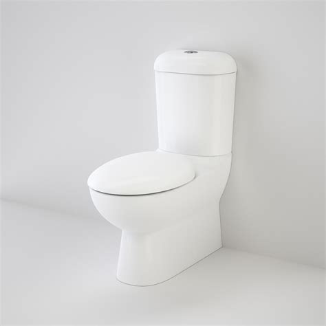Caroma Plumbing by Caroma Leda Wall Faced Toilet Suite Thrifty Plumbing And