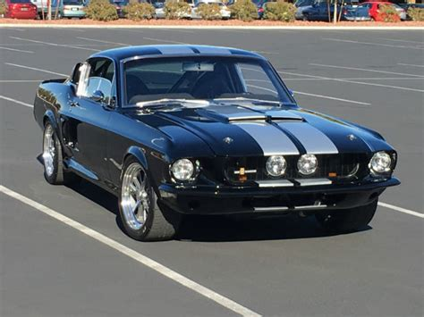 1967 ford mustang fastback shelby eleanor look gt500