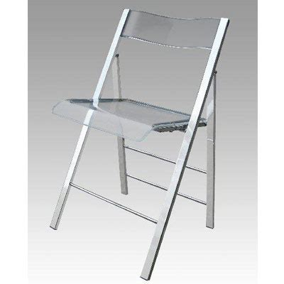 Folding Lucite Chairs - lucite folding chairs set of 2 restaurant furniture