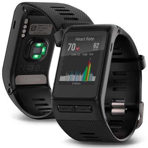 Smartwatch Garmin garmin vivoactive hr smartwatch gps black regular