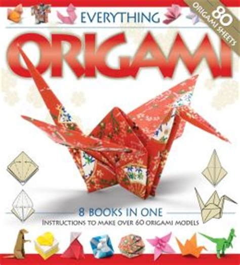 everything you a picture book books everything origami 8 books in one by hewat