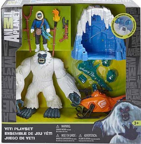 animal planet yeti i loved the yeti new animal planet playset