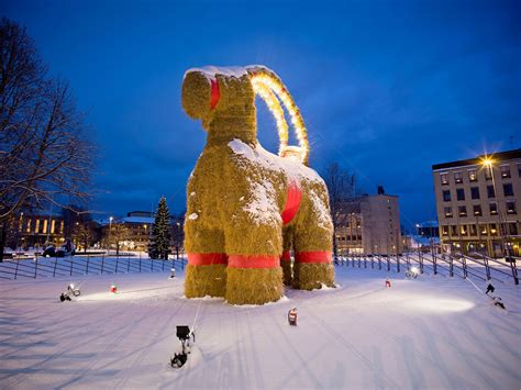 christmas in sweden photo 10 nordic traditions you can try at home huffpost