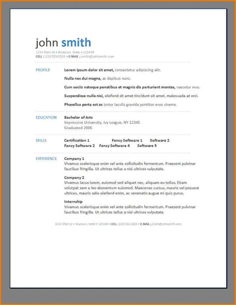 modern resume template free free resume templates 21 stunning creative indesign