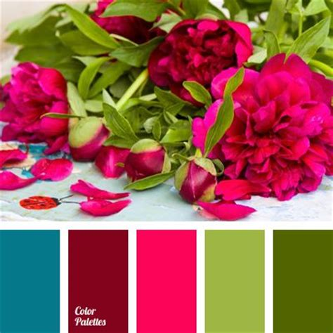 color palette ideas 25 best pink color schemes ideas on