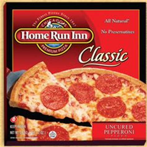 home run inn classic pepperoni pizza frozen pizza
