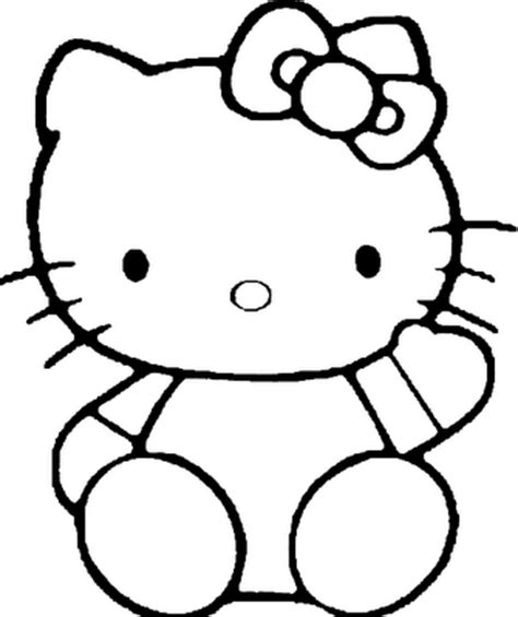 Hello Kitty Cake Template Clipart Best Hello Cake Template Printable