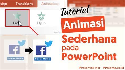 membuat video animasi dengan powerpoint video membuat animasi sederhana pada powerpoint