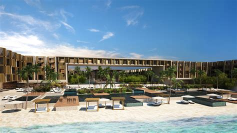 Hyatt Expands its Luxury Portfolio with Grand Hyatt Playa del Carmen Resort on Mexico's Rivera