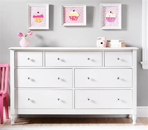 pottery barn white chest of drawers juliette wide dresser pottery barn