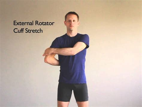 rotator cuff stretch amp strengthening active isolated