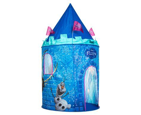 Bt1281 Gamis Frozen Blue disney frozen castle play tent blue great daily deals